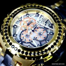 Invicta  Reserve JT Subaqua Specialty 5CTW Spinel Gold Plated 52mm Watch New