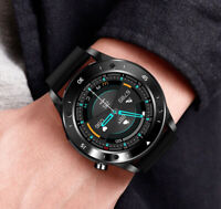 2021 New Sport Smart Watch For Android IOS Fitness Tracker Full Touch Bluetooth