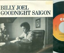 "BILLY JOEL - GOODNIGHT SAIGON ( DUTCH  CBS A 3029) 7""PS  1982"