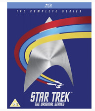 Star Trek The Original Series  Complete ( Blu-ray)