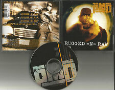 PMD w/ DAS EFX Rugged n raw 4TRX w/ 2 RARE MIXES LIMITED USA CD single epmd