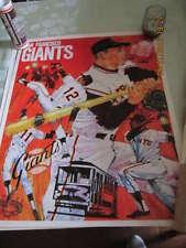 1971 San Francisco Giants Poster