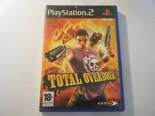 Total Overdose - Sony PlayStation 2 - Complet - Occasion - PAL