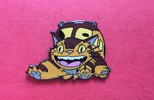 CAT BUS ENAMEL PIN  ANIME FROM JAPAN VINTAGE TOTORO MIYAZAKI CLOISONNE
