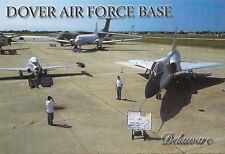 Postcard De Delaware Dover Air Force Base Mint