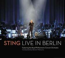 Live In Berlin (cd+dvd) [2 CD] - Sting DEUTSCHE GRAMMOPHON