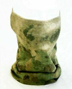 A-TACS FG Camouflage pattern Neck Gaiter