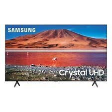 "SAMSUNG 70"" Class 4K Crystal UHD (2160P) LED Smart TV with HDR UN70TU7000"