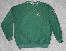 1994 Oakmont SLAZENGER Golf Pullover Windbreaker Men's XL X-LARGE Green US OPEN