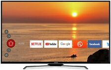 Hitachi 43 Inch 4K Ultra HD HDR Freeview Smart WiFi LED TV - Black