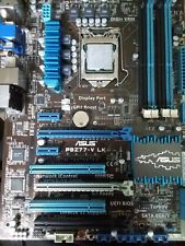 ASUS P8Z77-V with Memory & CPU