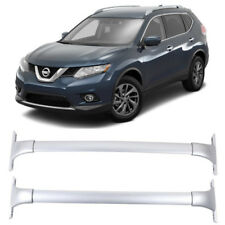 For 2014 2017 Nissan Rogue OE Style Roof Rack Cross Bar Rail Luggage  Carrier (Fits: Nissan Rogue)