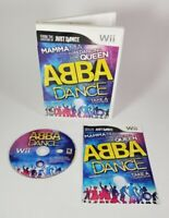 ABBA You Can Dance Nintendo Wii Complete CIB Authentic