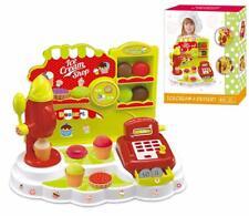 glace crème & dessert gâteau magasin de jouets machine caisse enregistreuse