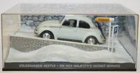 Fabbri 1/43 Scale Model - Volkswagen Beetle On Her Majesty's Secret Service