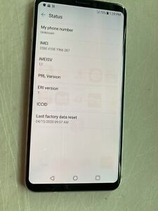 NEW SILVER VERIZON GSM UNLOCKED LG V30 VS996 64GB //PLEASE READ!! JS41 B