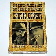 Mo Thugs Family Krayzie Layzie Bone Ghetto Cowboy FACTORY SEALED  Cassette Rap