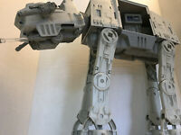 STAR WARS POWER OF THE FORCE ELECTRONIC IMPERIAL AT-AT WALKER 1997 KENNER