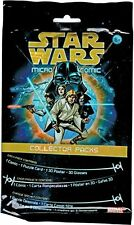 Star Wars Micro Comic Collector Pack - Comic, Puzzle Card, 3D Glasses, Poster