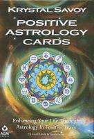 Positive Astrology TAROT CARD DECK + Booklet AGM