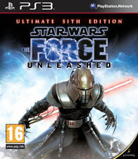 Star Wars: The Force Unleashed -- Ultimate Sith Edition (Sony PlayStation 3,...
