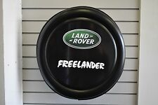 LAND ROVER FREELANDER semi-rigid cover with Land Rover LOGO and Freelander badge