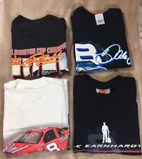 3 Dale Earnhardt/Jr Winston Cup T Shirt 1994 2005-06 Nascar Racing plus 1 Free
