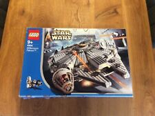LEGO STAR WARS MILLENNIUM FALCON 4504 (EXTREMELY RARE Redesign) Light Blue Box