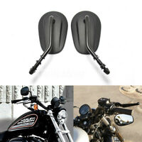 Motorcycle Side Rearview Mirror For Harley Davidson For Sportster 883 1200