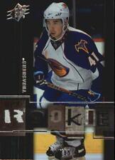 2009-10 SPx Atlanta Thrashers Hockey Card #121 Tim Stapleton Rookie /499