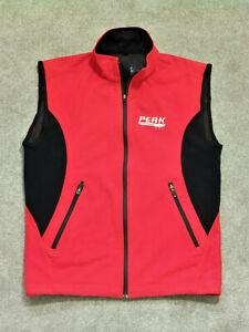 Peak Performance windstopper vest size S