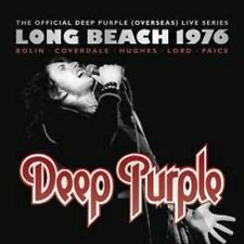 Deep Purple - Long Beach 1976 -  New CD Album