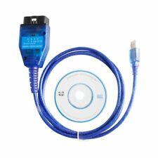 LATEST KKL 409 USB + Fiat Ecu Scan OBD OBD2 diagnostic cable tool Fit For FIAT