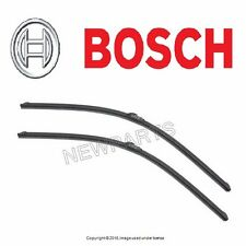 OEM BOSCH Windshield Washer Wiper Blade Set Pair for Mercedes c300 c350 c63 AMG