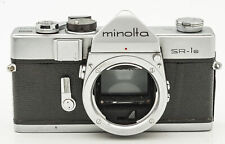 Minolta SR-1S SR1S Gehäuse Body Spiegelreflexkamera SLR Kamera