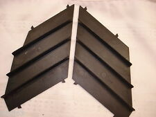 Dash Glove Box 8 Track Tape Storage Shelf, LH & RH Pair.  78-82 Corvette