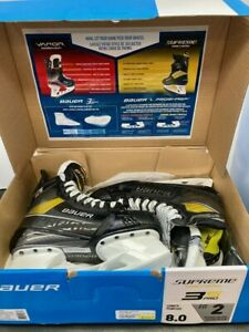 Bauer Supreme 3S Pro 8.0 Fit 2 (DEMO Skated on for 1 ice session)