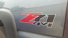 """Pair of Z71 4x4 decal for chevy pick-up 11""""x4"""""""