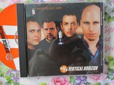 Vertical Horizon – Everything You Want Label: RCA – 07863 65981-2 UK CD Single
