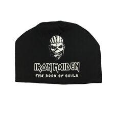 Iron Maiden The Book of Souls Jersey Knit Beanie Heavy Metal Head Merchandise