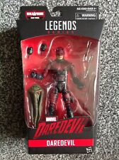 Marvel Legends Marvel Knights Wave 1 Man Thing BAF Series DAREDEVIL FIGURE
