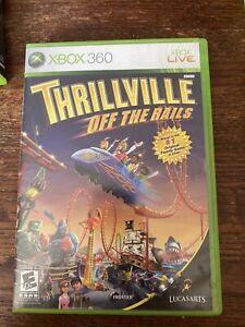 Thrillville: Off the Rails (Microsoft Xbox 360, 2007)
