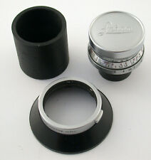 LEICA Super-Angulon 4/21 21 21mm F4 M39 LTM Nr. 1674677 1959 top + IWKOO 12502