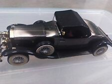 Vintage 1931 Rolls Royce Phantom II Replica Car Solid State AM Radio