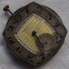 Girard Perregaux Pocket Watch movement & dial 38,5 mm in diameter need service
