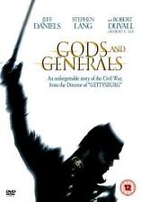 Gods and Generals [Double sided DVD]
