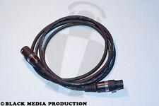 DMX XLR Kabel Binary 234 3 Pol 2 m HiCon nach DIN 110 Ohm *NEU*