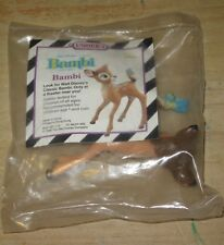1988 Disney Bambi McDonalds Happy Meal Toy - Under 3 Bambi
