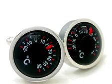 Novelty Thermometer Cuff Links Cufflinks #C-137