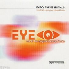 Eye-Q - The Essentials Vol. 2 - CD - TRANCE DOWNTEMPO AMBIENT